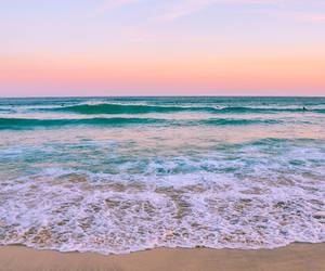 landscape, ocean, and wanderlust image