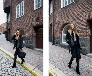 blogger, brunette, and celine image
