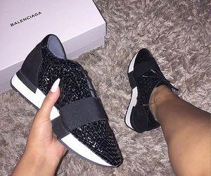 Balenciaga, shoes, and black image