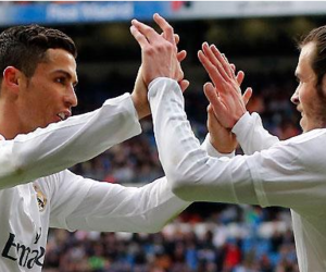 real madrid, sport, and bale image