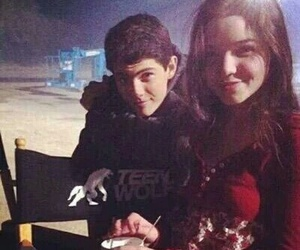 teen wolf and ian nelson image