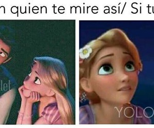 amor, disney, and frases image
