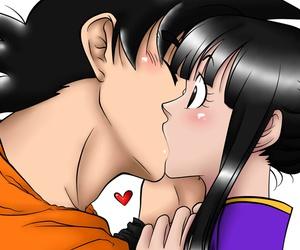 ship, dbz, and goku image