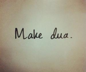 islam, dua, and allah image