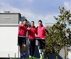 Juventus, sami khedira, and mario mandzukic image