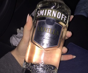 smirnoff, alcohol, and drink image