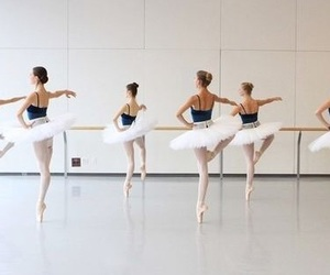 ballet, lesson, and photo image
