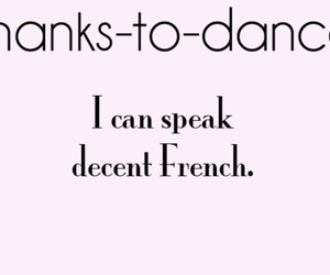 dance, french, and ballet image