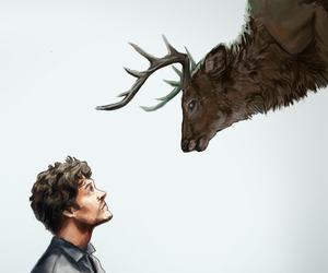 hannibal and will graham image