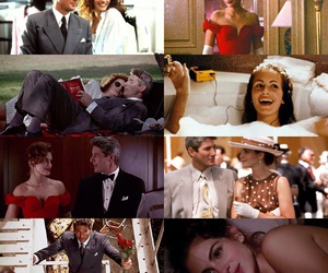movie, richard gere, and julia roberts image