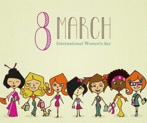 empowerment, 8march, and womenday image