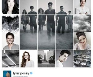 wallpaper, white, and tyler posey image