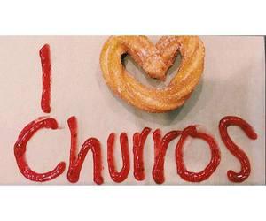antonio, food, and churros image