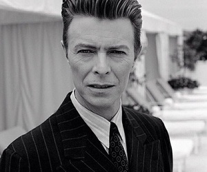 david bowie, 90s, and singer image