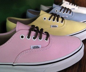colors and vans image