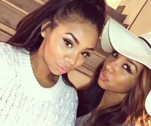 aaleeyah petty and brittany renner image