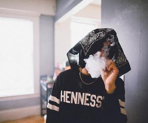 smoke and dope image