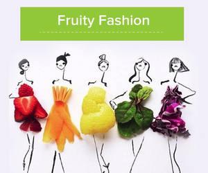 fashion, food, and funny image