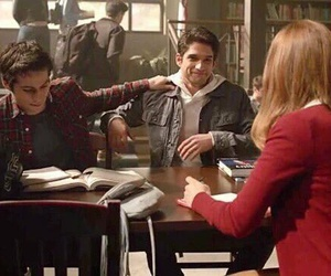 teen wolf, lydia martin, and tyler posey image