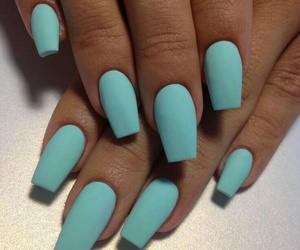 beautiful, girl, and nails image