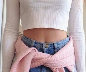 bambi, jeans, and pink image