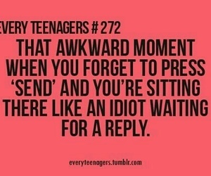 funny, true, and awkward image