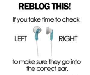 ear, funny, and headphones image
