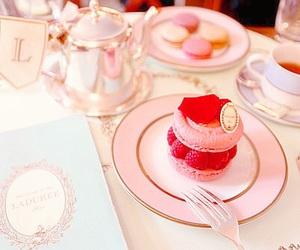sweet, food, and laduree image