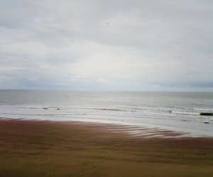 north sea, seascape, and seashore image