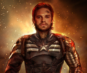 art, fanart, and the winter soldier image
