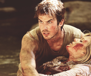 ian somerhalder, lost, and boone image