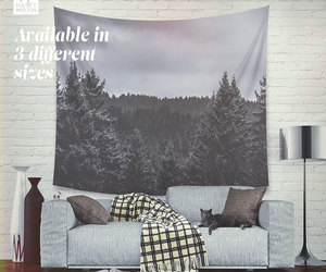 bohemian, decor, and mountain image