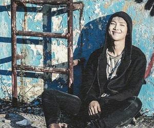 kpop, rap monster, and kim namjoon image