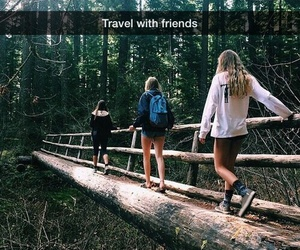 adventure, nature, and travel image