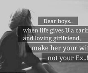 feeling, girl, and love quotes image
