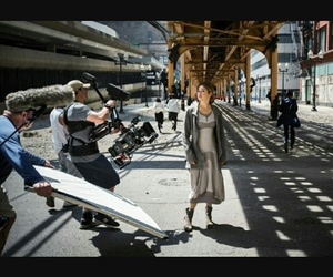 behind the scene, Shailene Woodley, and divergent image
