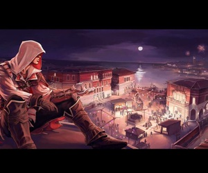 alone, anime, and assassins image