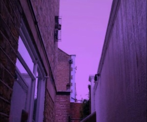 purple, aesthetic, and background image