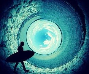 surf, boy, and beach image