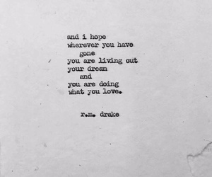 poetry and r.m. drake image