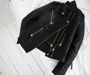 black and jacket image