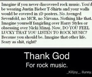 30 seconds to mars, ACDC, and avenged sevenfold image