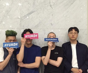 band, indie, and hyukoh image