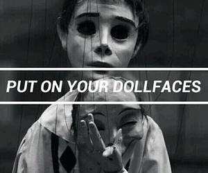 alone, dollface, and sad image