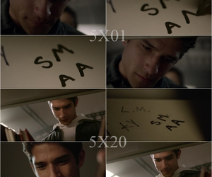 teen wolf, 5x01, and scott mccall image
