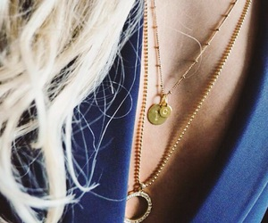 blogger, boho, and gold image