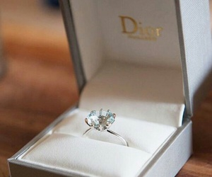 argent, diamond, and dior image