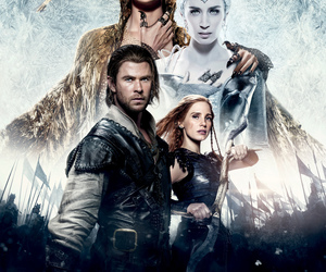 Charlize Theron, the huntsman, and winters war image