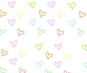 heart, cute, and pattern image