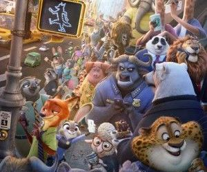 zootopia and disney image